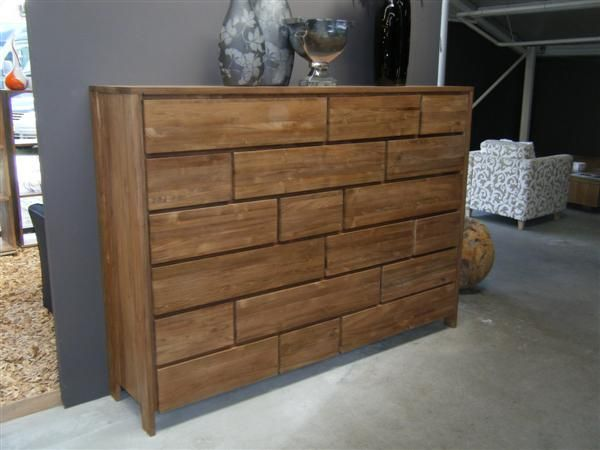 Ladenkast Voor Slaapkamer : TOM 18 ladenkast dozens of drawers ...