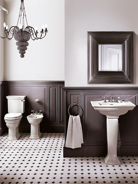 Pin by the tile people geelong on edwardian inpsiration for Edwardian bathroom ideas