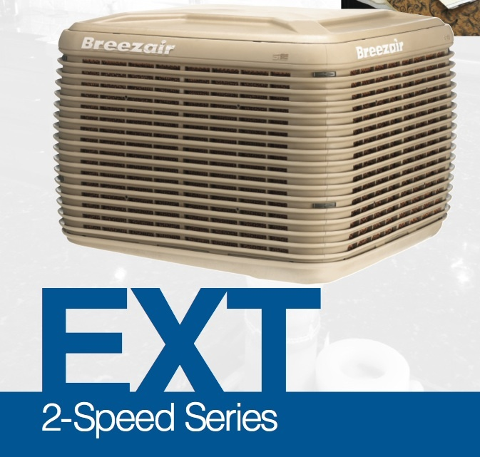 Breezair Evaporative Coolers : Moved permanently