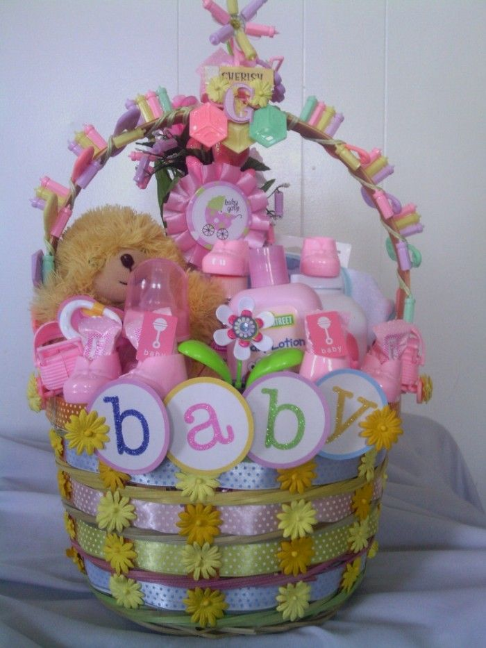 Newborn Baby Gift Ideas Girl : Baby shower ideas