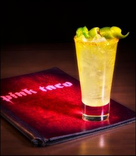 Chupacabra Cocktail Recipe v. 2 | Energy Drinks | Pinterest