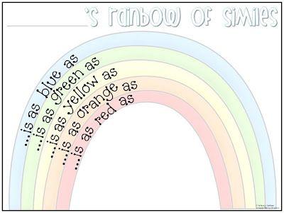 Simile Rainbow
