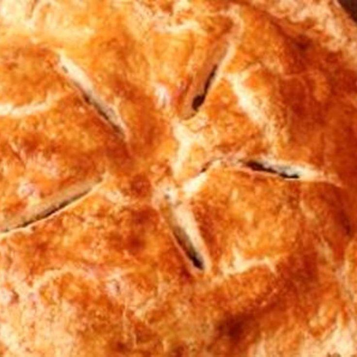 pastry cream chocolate pastry cream ham and cheese puff pastry pie ...