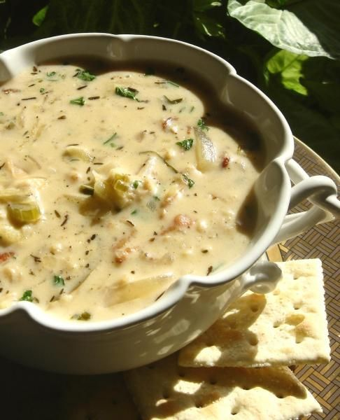 Easy and Delicious Clam Chowder | Recipe