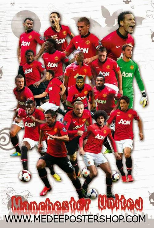 all manchester united logo