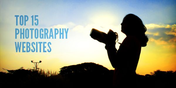 ... in the art of Photography, here is a list of top 15 photography sites: pinterest.com/pin/103231016429508405