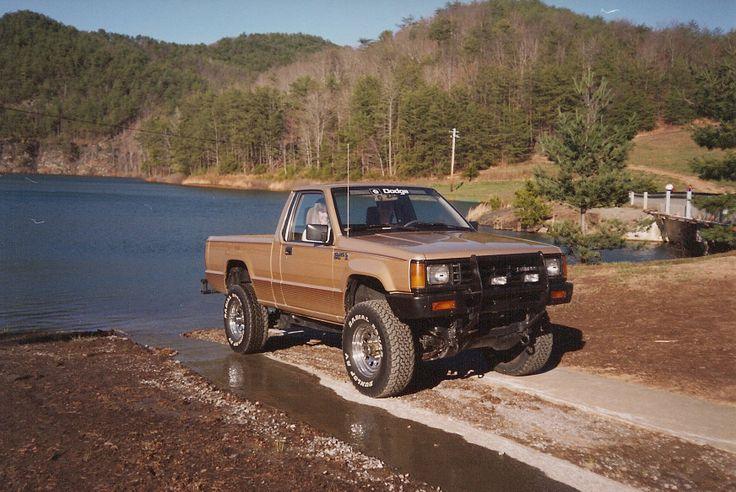 1987 dodge d50 small trucks pinterest. Black Bedroom Furniture Sets. Home Design Ideas