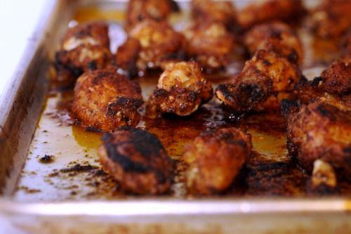 broiled crispy chicken wings | Food | Pinterest