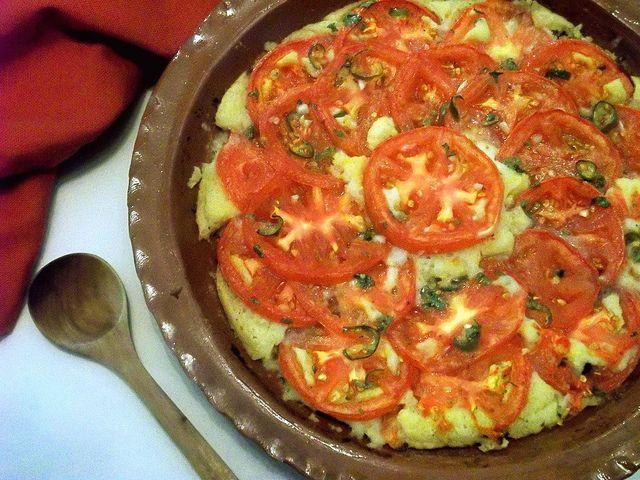 Tomato Cobbler | Recipes to Try | Pinterest