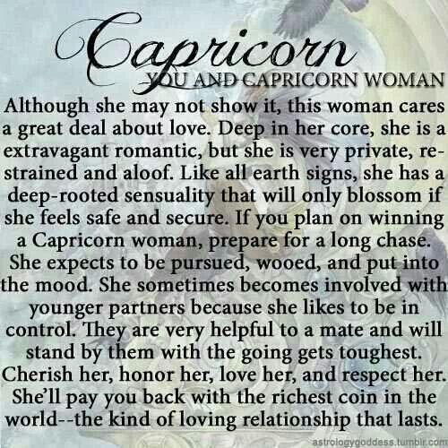 Capricorn Girl Quotes. QuotesGram