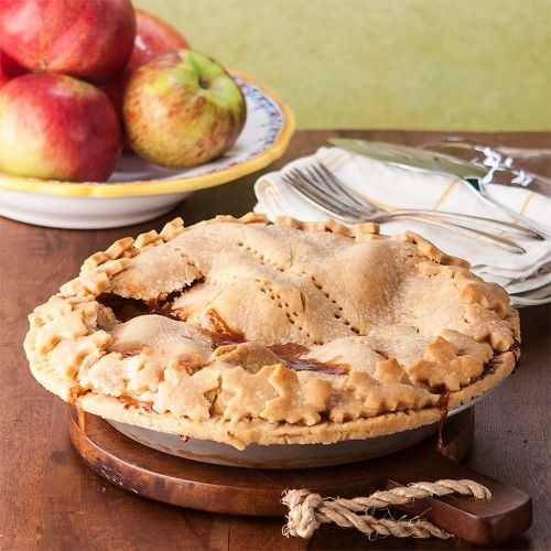 Old Fashioned Apple Pie, Gluten Free. When fall apples come calling ...