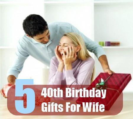 40 Birthday Ideas