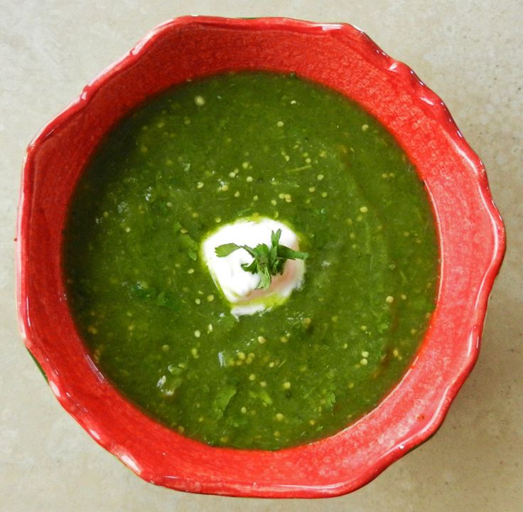 Tomatillo salsa is remarkably easy to make and it'll leave other ...