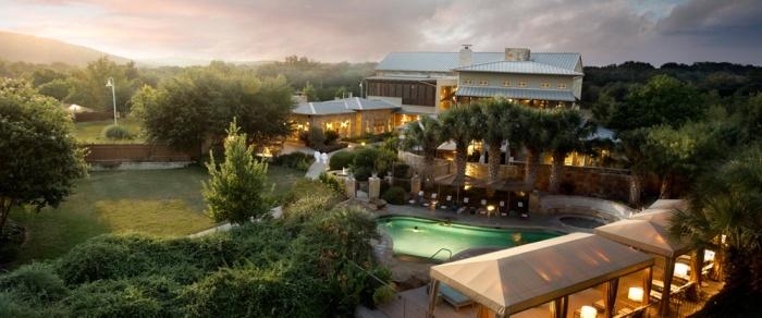 Lake austin spa resort resorts pinterest for Best austin spa resorts