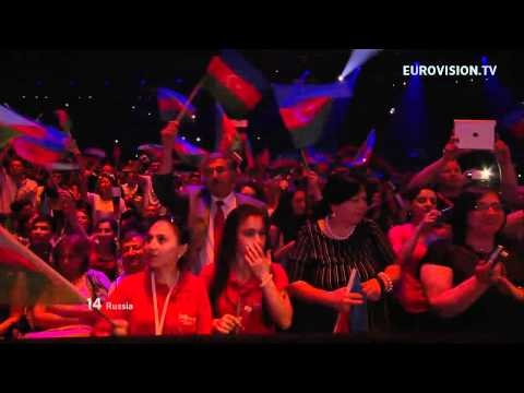 russia eurovision 2012 come on and dance