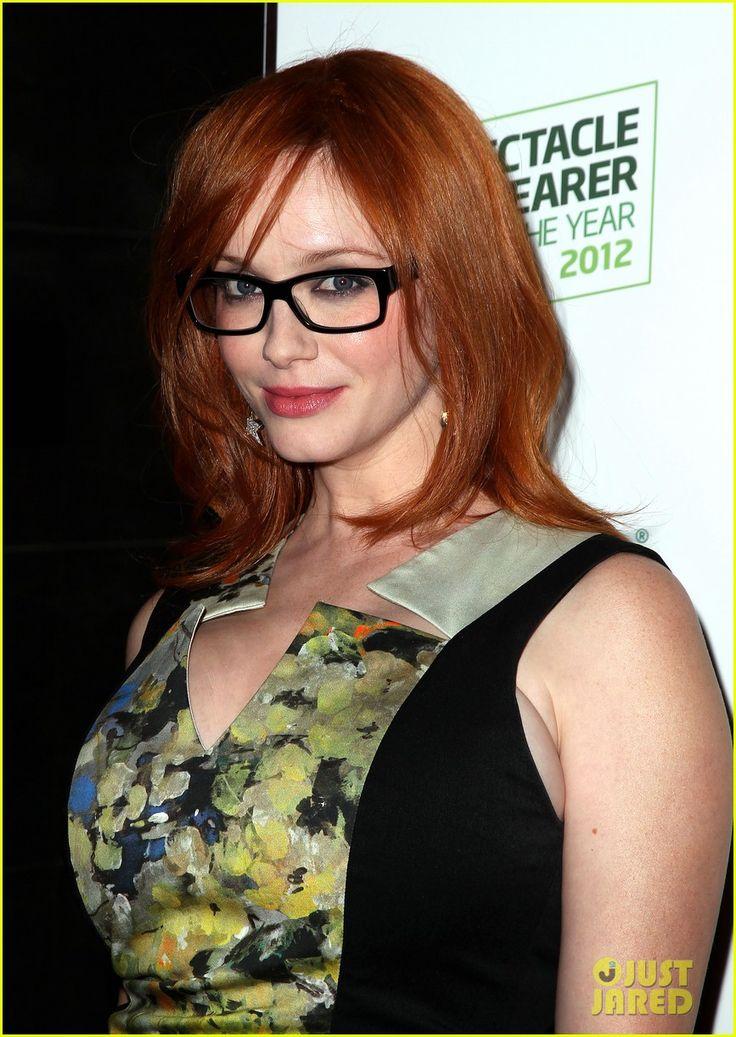 Christina hendricks glasses sexy pinterest for The hendricks