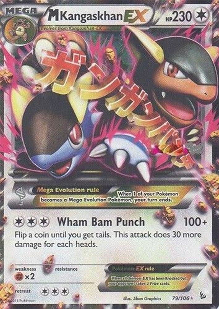 Ebay Pokemon Cards Ex Mega
