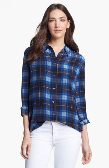 Equipment 'Reese' Silk Shirt available at #Nordstrom BOUGHT! This was ...