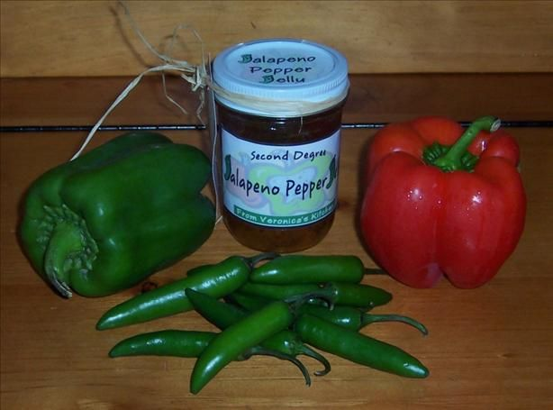 Jalapeno Pepper Jelly-this one uses apple cider vinegar and has great ...