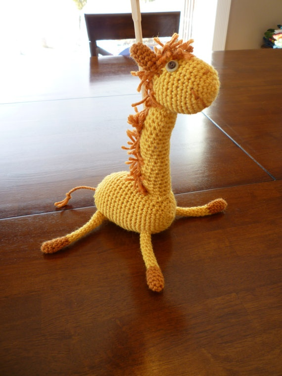 Crochet Giraffe Crochet like a boss bitches!! Pinterest