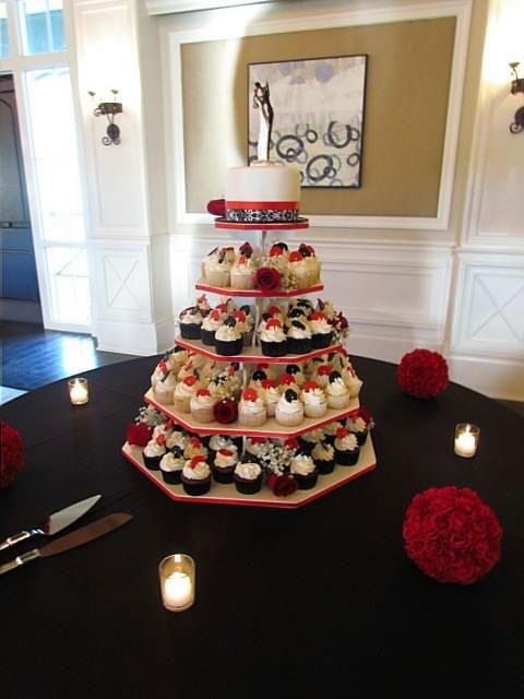 Cupcake Stand Ideas Yestbuy 4 Tier Clear Wedding Party