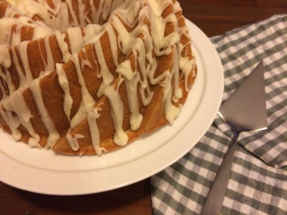 spiced citrus bundt cake with buttered whiskey glaze   Brooklyn ...