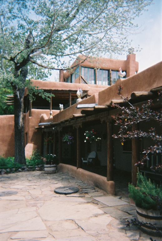 mabel dodge luhan house taos new mexico pinterest. Cars Review. Best American Auto & Cars Review