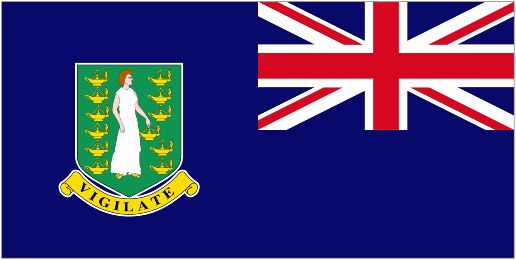virgin island flags