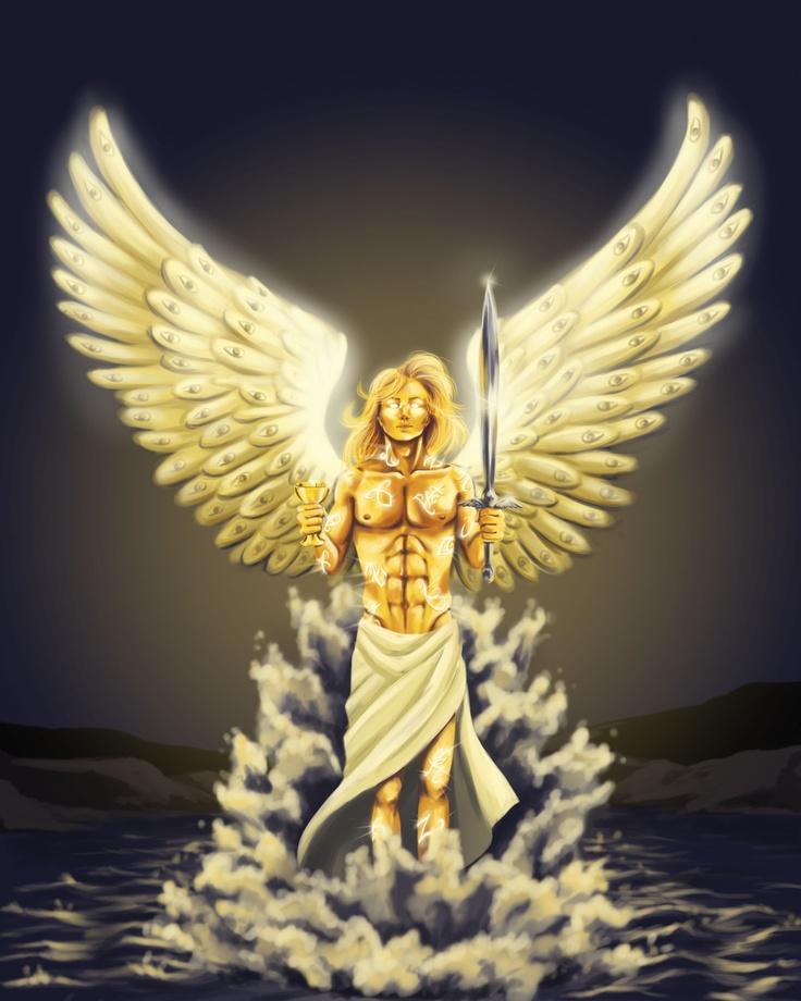 Archangel Raziel Prayer Giftsforsubs