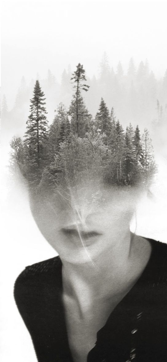 This world is but a canvas to our imagination. -  Henry David Thoreau  ; Artwork by Antonio Mora