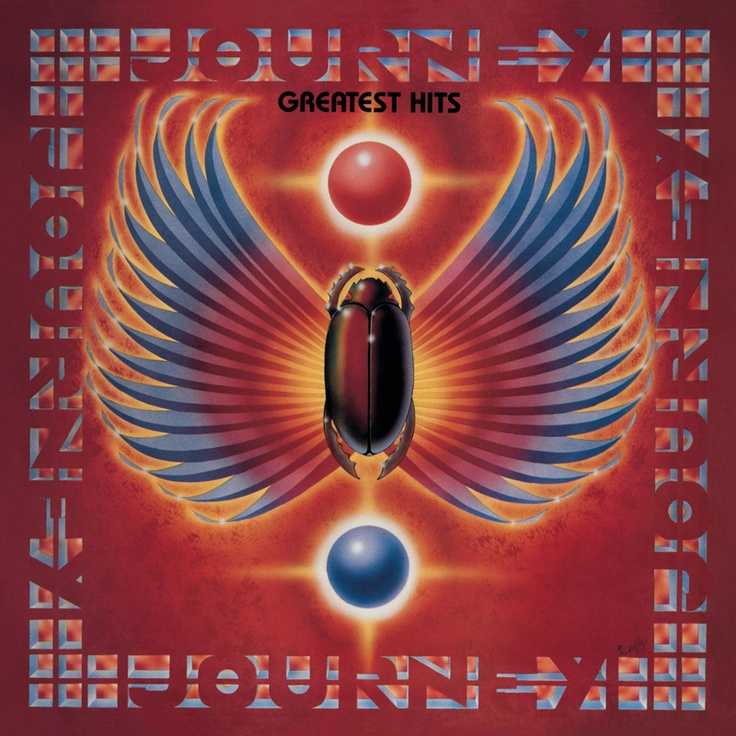 Journey greatest hits music melodies pinterest for Biggest songs of 1988