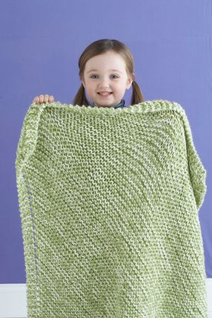 Ravelry: Tweed Baby Blanket pattern by Jared Flood