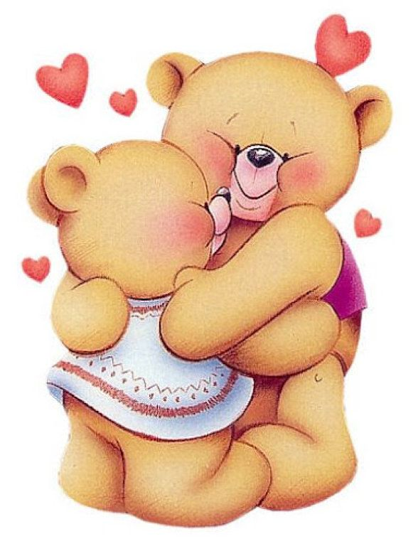 Bear hug... | Y... Free Baby Related Clipart