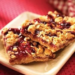 Chewy Red Raspberry Squares - For Grandma's Funeral? Allrecipes.com