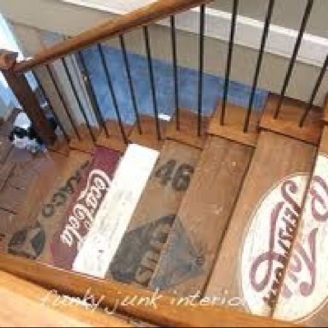 Basement stairs basement pinterest - Basement stair ideas pinterest ...