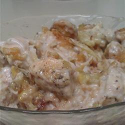 Country Chicken Casserole Recipe — Dishmaps