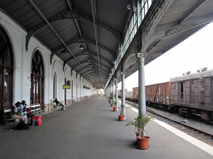 at the railway station essay