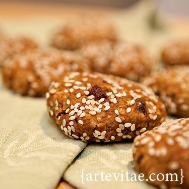 "my sister's ""marathon"" cookies. | feed me! | Pinterest"