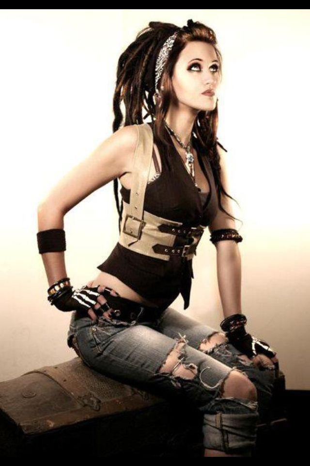 Steampunk Outfit Steampunk Pinterest