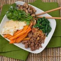 Bibimbap at home! | PDXfoodlove | Eat | Pinterest