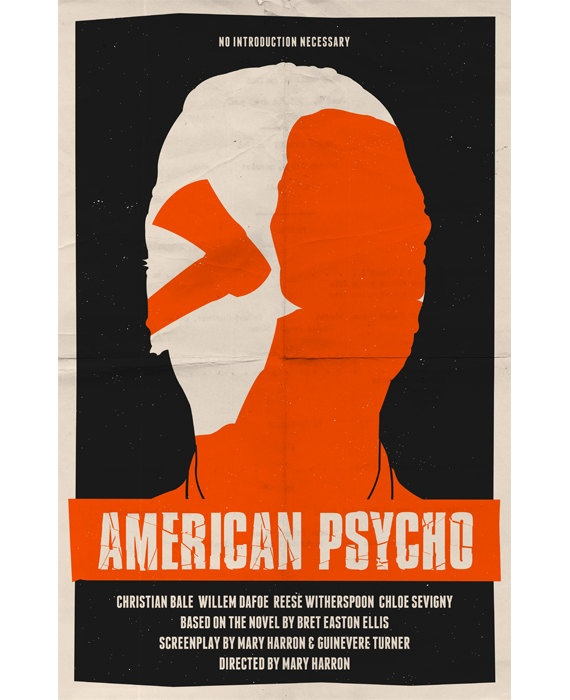 American psycho research paper