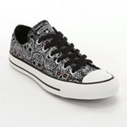 Converse All Star Skull Shoes for Women