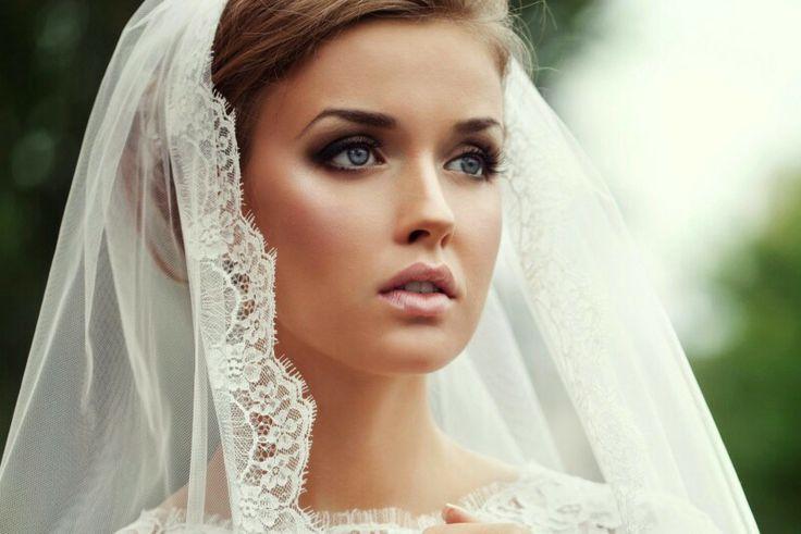 Wedding make up blush. I like the contour brush combination