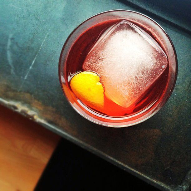 enhanced negroni the oaxacan negroni cranberry negroni marco polo ...