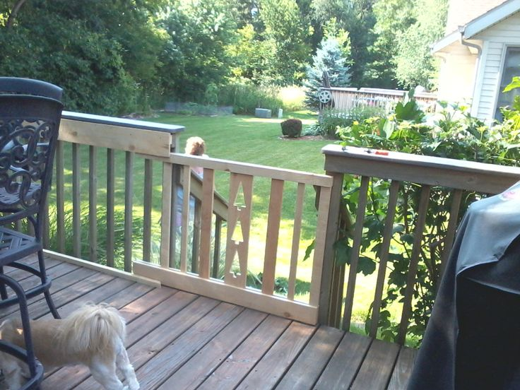 Pin by patti loner on if i had a hammer pinterest for Porch gate plans