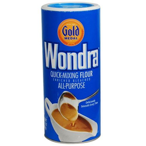wondra flour white sauce