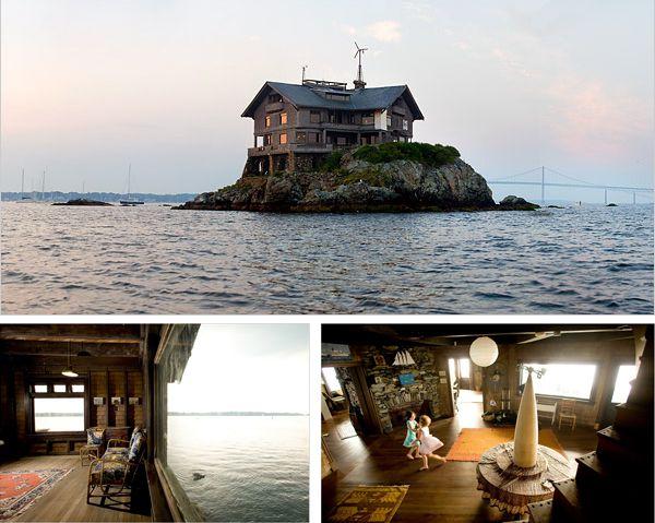 An Unusual 103 Year Old Mansion In Rhode Island 39 S Narragansett Bay