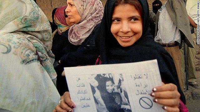 opinion yemen child marriage