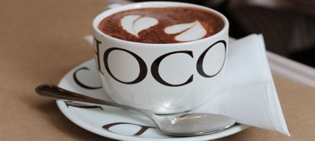 The Perfect Hot Chocolate... (click the slide show link to get step by ...