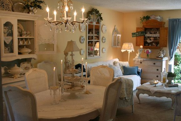 French Country Cottage Decor | Decorating Ideas French Country Dining Room Decorating Ideas French ...